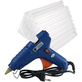 40 Watts Hot Melt Electric Glue Gun Free 40 Pcs Glue Sticks
