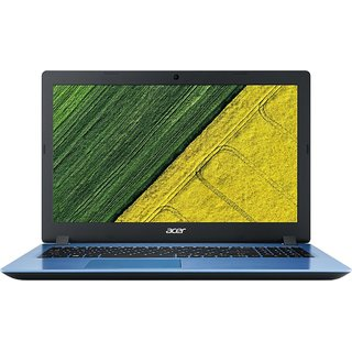 Acer Aspire 3 Core i3 7th Gen  NX.GS6SI.001   4  GB/1 TB HDD/Linux  A315 51 Laptop 15.6 inch, Blue, 2.1 kg