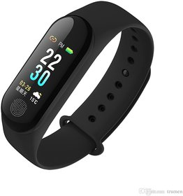 M3 Health and Activity Tracker Heart Rate Monitor Band