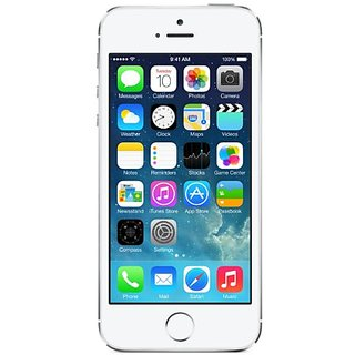 Refurbished Apple iPhone 5s (Silver, 16GB)