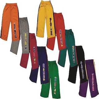 Om Shree Kids Cotton Track Pant Pack of 10 (Till 5 Years)