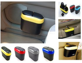 TAKECARE Multicolour Car Trash Bin / STYLISH DUSTBIN FORFIAT LINEA