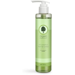 Organic Harvest HFC Shampoo For Hair Fall Control 225ml