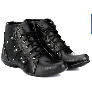 Men's Black ankle lenght