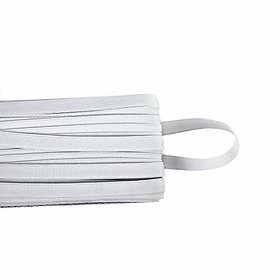 Elastic Imported 1/2 (Half) Inch Width Used in Dresses Pants Children Frocks amp Underwear Tailoring Sportswear Belts Waist Bands Suitcase Straps 25 MTS Pack