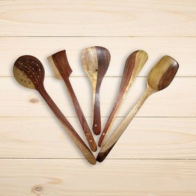 Best Quality Wooden Spoon Wooden Serving and Cooking Spoon for Kitchen Utensils