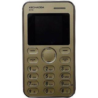 Kechaoda K116 Plus , Gold