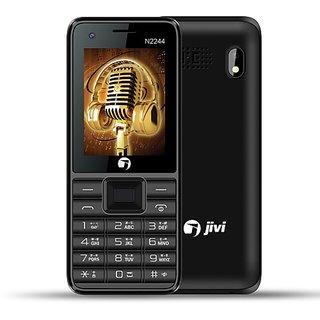 JIVI N2244 DUAL SIM MOBILE PHONE WITH SELFIE CAMERA AND WIRELESS FM