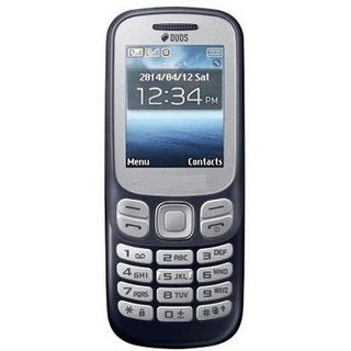 MTR 312 DUAL SIM BLUE MOBILE PHONE (GURU) WITH VIBRATION FUNCTION