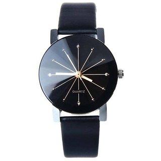Wenlong Women Crystle glass Best Designing Stylist Looking Analog Watch For Women