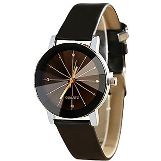 Jasmin  Sales Analog Black Star Watch For Woman And Girls 6 month warranty