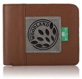 Woodland Tan Men's Wallet (W 533044)
