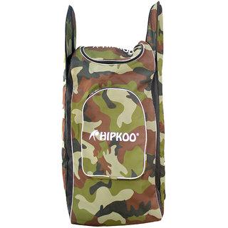 Hipkoo Army 2 Side Bat Pockets Cricket Bag