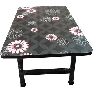 Study Table / Laptop Table in Brown(Flower)