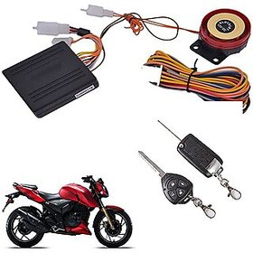 RA Motorcycle Anti-theft Alarm Security System With Remote