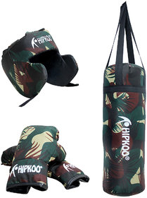 Hipkoo Sports Multicolor Boxing Set For Kids (Boys/girls) Boxing Kit