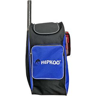 Hipkoo Junior Style Duffle Cricket Bag sports (Blue Kit Bag)