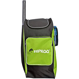 Hipkoo Junior Carry Cricket Bag (Without Accessories) (Multicolor Kit Bag)
