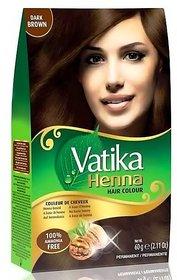 Vatika Henna Natural Hair Color - BROWN
