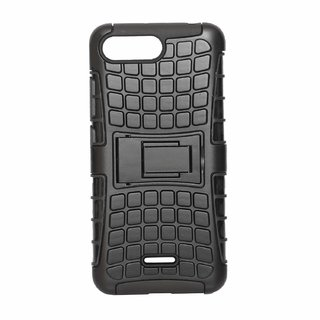 Redmi 6A Kickstand Back Case Cover