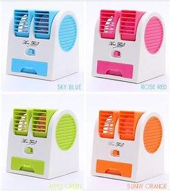 Vizio Mini Dual Window High Speed  Air Cooler