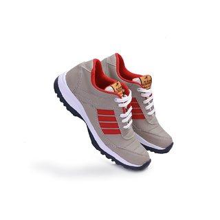 bcc47657dcc Buy Cream Men's Running Shoes Online - Get 29% Off