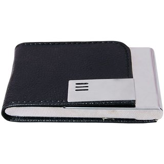The Rocky Card Holder -Genuine Accessory - Faux Leather ATM  Visiting  Credit Card Holder, Business Card Case Holder, ID (Synthetic leather/Rexine)