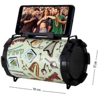 Flow Dhol 3 W Bluetooth Speaker