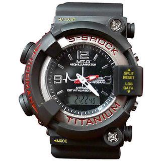 Analog & Digital Wrist Watch - S Shock - Sports watch with Alarm!!!