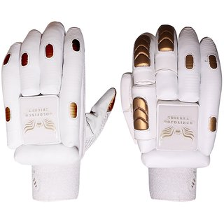 Cricket Batting Gloves For Mens Adult Size (Color May Vary) from SST Sports