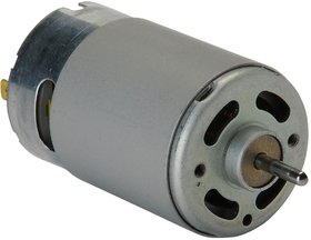 DC 12V Multipurpose Brushed Motor for DIY applications PCB
