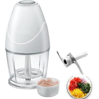 Drake Insta Electric Vegetable Fruit Chopper With Whisker Blade