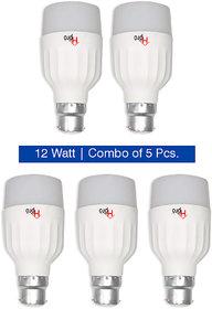 HomePro 12W Pack of 5 LED Bulbs