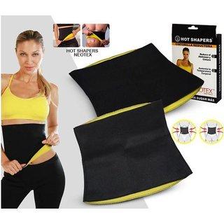 Unisex Hot Shaper Slimming Belt Fat Burn belt Waist Slimming belt for Men Women (XXL Size)