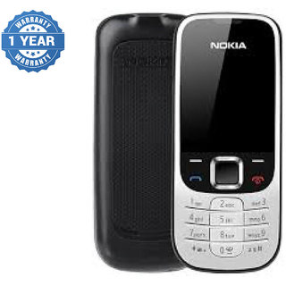 RefurbishedNokia 2322 Classic Mobile(1 Year Warranty Bazaar Warranty)