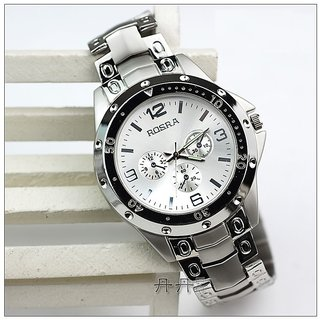 Metal Strap Men Watch