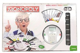 OH BABY, BABY Monopoly WHITE Board Game SE-DFF-GHJ-LK-166