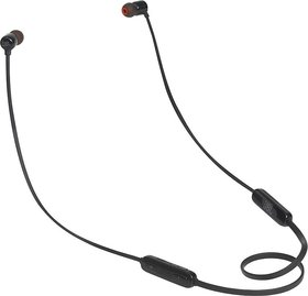 (Renewed) JBL T160BT Bluetooth Headset with Mic  (Black, In the Ear)