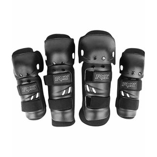 Biking Elbow  Knee Guard- Set of 4 Pcs-FOX RIDING GEAR