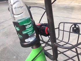 IT Solutions Water Bottle Holder For Bike And Bi-Cycles