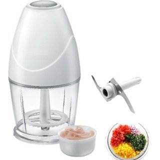 DRAKE INSTA Electric Vegetable and Fruit Chopper with Whisking Blade