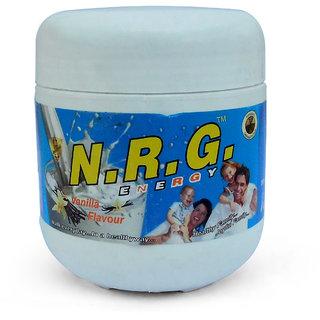 Ethix NRG Energy drink Multivitamin Powder 200gm(Vannila flavour)