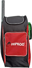 Hipkoo Junior Style Duffle Cricket Bag sports  (Red, Kit Bag)