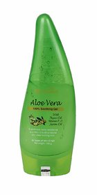 WISDOM ALOEVERA Multipurpose Beauty Soothing Gel for Skin and Hair-100g