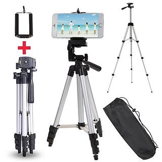 Camera Stand Mobile Phone Stand 360-1050mm Adjustable 1/4 Screw Tripod mobile Camera Stand Holder Stand