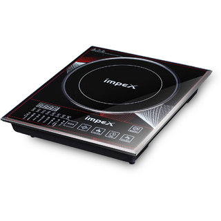 Impex H4 Touch Control Induction Cooker (1700 Watts) Black