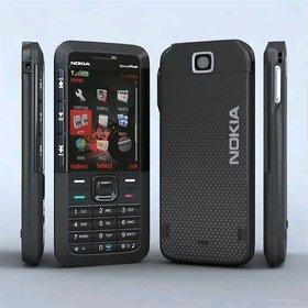 NOKIA 5310 XpressMusic / Good Condition Black Feature Phone with 1 Year WarrantyBazaar Warranty