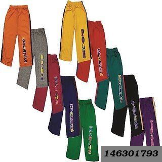 Kids Cotton Track Pant Pack Of 10 (Till 5 Years)