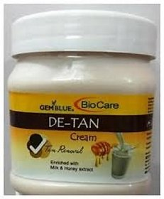 Biocare De Tan FaceBody Day Cream 500 gm