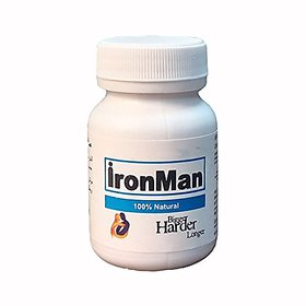 Wake Up India IronMan (20 Capsules)